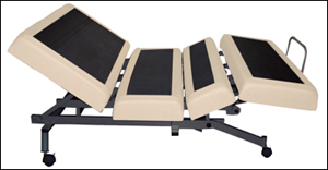 iCare4 Adjustable Bed from Hickory Springs