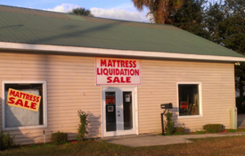 Mattress Liquidation Store