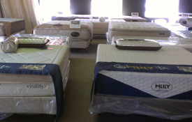 Bamboo & Gel-Infused Memory Foam Beds